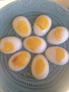 Isn't it cute how I made them look like little eggs? ;)