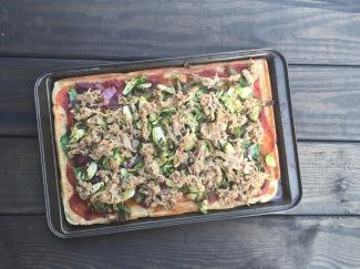 yuca pizza
